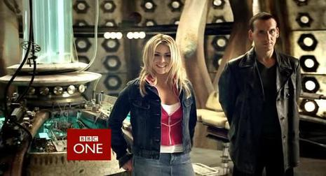 'Doctor Who': A New Dimension